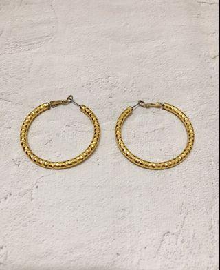 Lovisa bling bling earrings