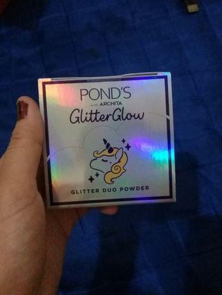 Ponds Glitter Glow Duo Powder
