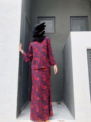 Baju Kurung modern custom made