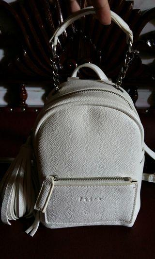 Sling Bag Pedro White uk 15×19