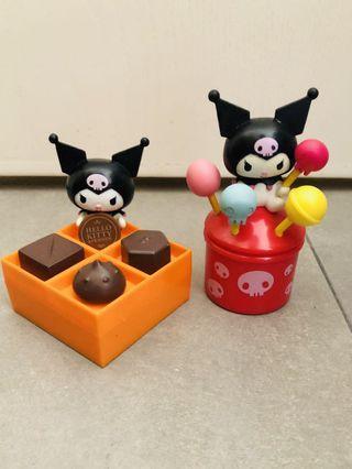 sanrio kuromi 盒仔 有意pm