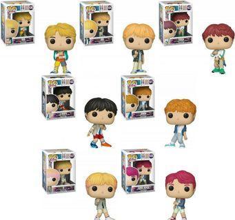 BTS Funko Pop (Ready Stock + FREE Shipping)