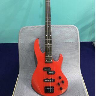 Budget Bass Guitar