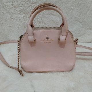 Kate spade sling bag mini