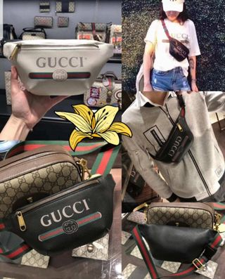 d95b12b5fc53bb gucci fanny pack   Boots   Carousell Singapore