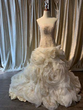 Wedding Gown (Rent)