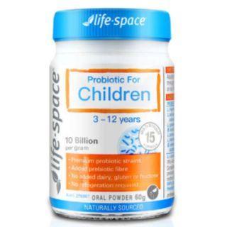 (特價現貨) ~ 澳洲 Life Space 兒童益生菌枌 (改善濕疹+ 加強腸道健康 +加強免疫力) 到期日: 2020 年 01月