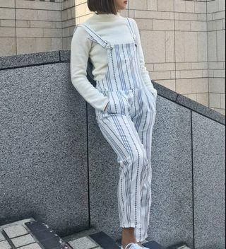 🚚 White Jumpsuit