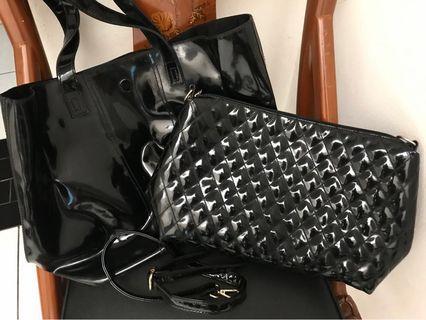 Black Bag 2in1
