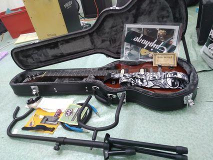 Guitar / Gitar Epiphone Studio LT & Lelong