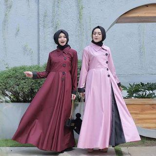 Gaun muslimah dress