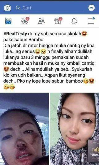 Sabun bambu