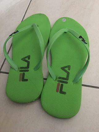 Fila sandals