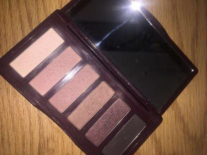 Dark Natural Savvy Eyeshadow Palette