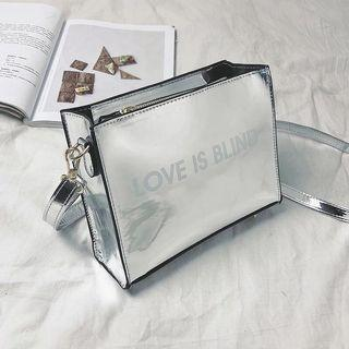 🚚 [PO] Korea laser mini bag