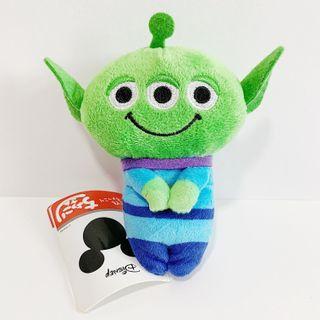 [FLASH SALE] BNWT Disney Three Eyed Alien Little Green Men Plush