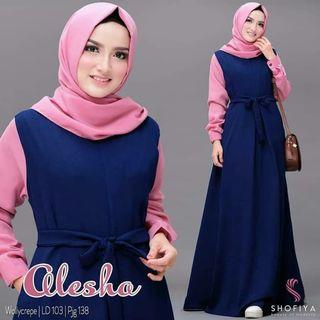 Dress muslim alesha
