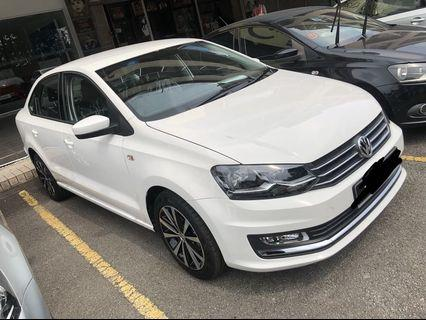 2019 Volkswagen Vento 1.6/1.2TSi