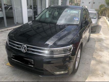 2019 Volkswagen Tiguan 1.4TSi