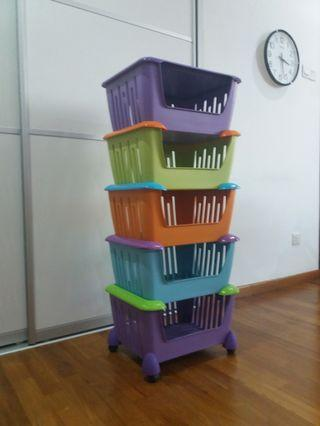 Color rack