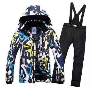 Winter snow jacket trousers