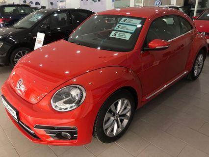 2018 Volkswagen Beetle 1.2TSi