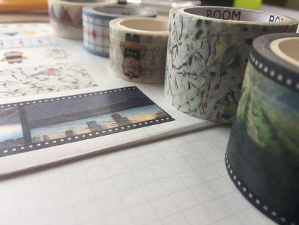 大量Making Tape