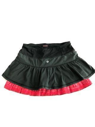 Lululemon size 4 skirt