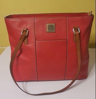 Red Dooney and Bourke Shoulder Bag