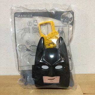 LEGO Movie 2 Batman McDonald's Happy Meal