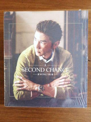 黃翊~A SECOND CHANCE(CD)