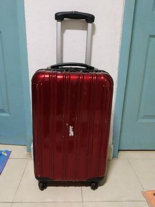 18 inch 4 wheels luggage