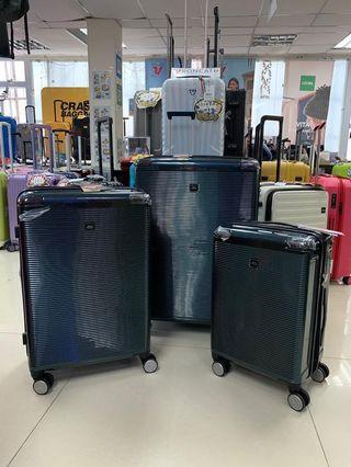 阿豪 英國Slazenger最新款式 可加厚超好推25寸 行李箱