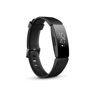 Fitbit Inspire HR (Black/ White)  Genuine local set with Warranty