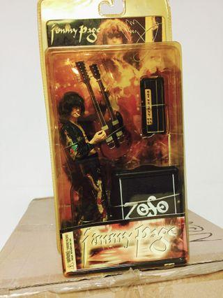 "Leo Zeppelin Jimmy Page 7""inch Action Figure"