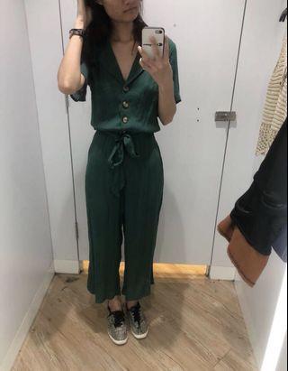 BN Temt Miss Valley Green jumpsuit