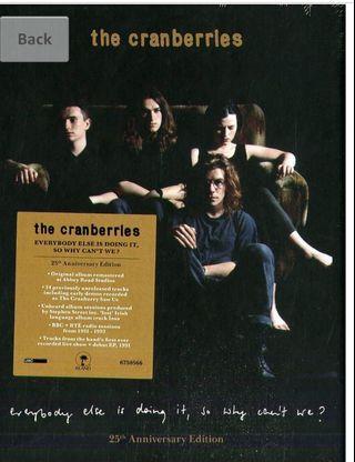 Cranberries 25th Anniversary CD Box Set