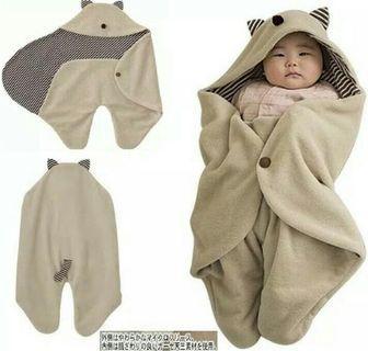 Selimut Baby Blanket Jaket Sweater