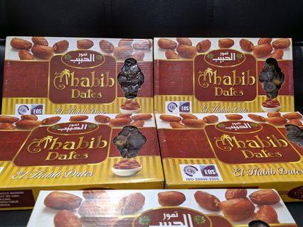 Kurma habib dates (mesir)