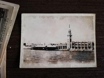 50年代 尖沙咀鐘樓 照片(原裝)