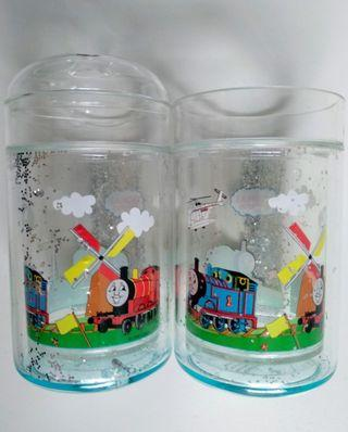 Toothbrush Holder and Cup Set