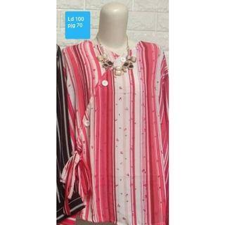 Atasan Model Kimono Wanita