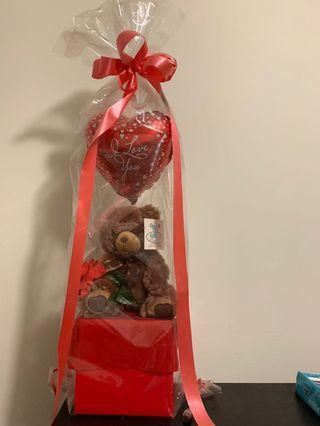 Teddy bears San valentine
