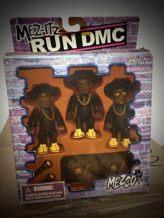 RUN DMC Mez-ltz Vinly Toy