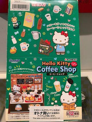 日本Rement迷你食玩/Hello Kitty cafe系列😍