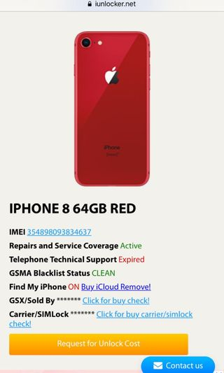 iphone 8 red 64gb | Mobile Phones & Tablets | Carousell Philippines