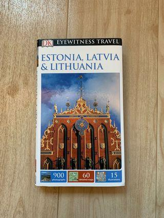 Eyewitness travel Estonia,Latvia & Lithuania
