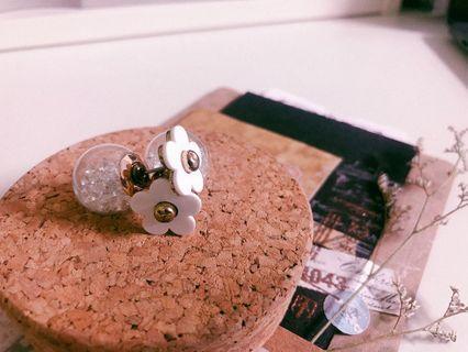 🚚 小花耳環