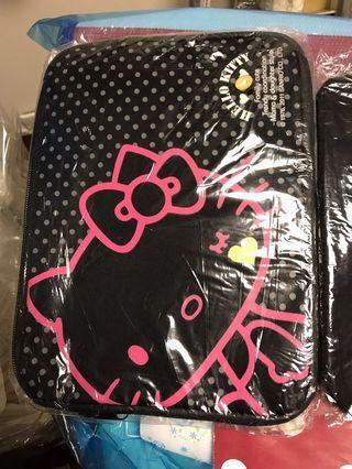 Hello Kitty iPad/galaxy pad 套