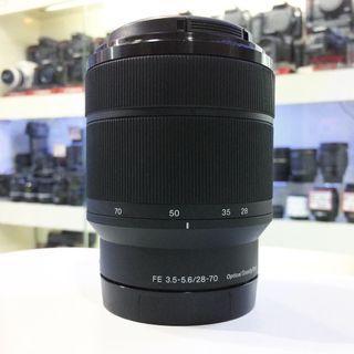 Sony 28-70mm oss
